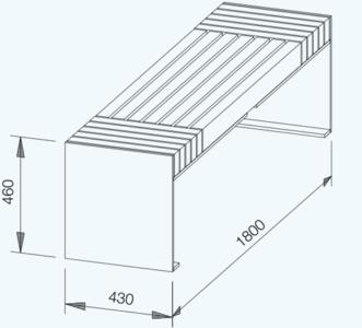 Angulus technische Zeichnung