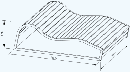 Vindobona technische Zeichnung
